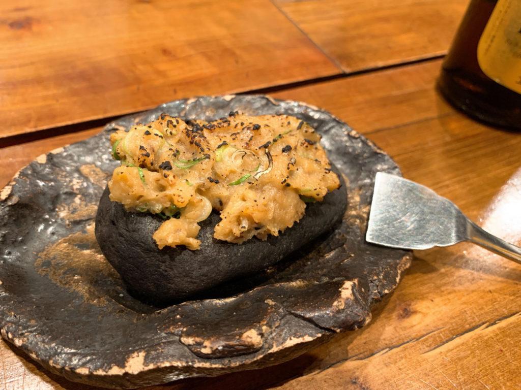 潮の石焼き味噌